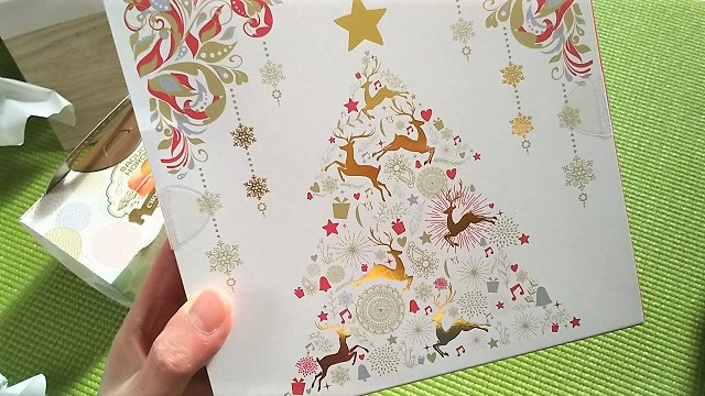 シーキューブ口コミクリスマスパッケージ